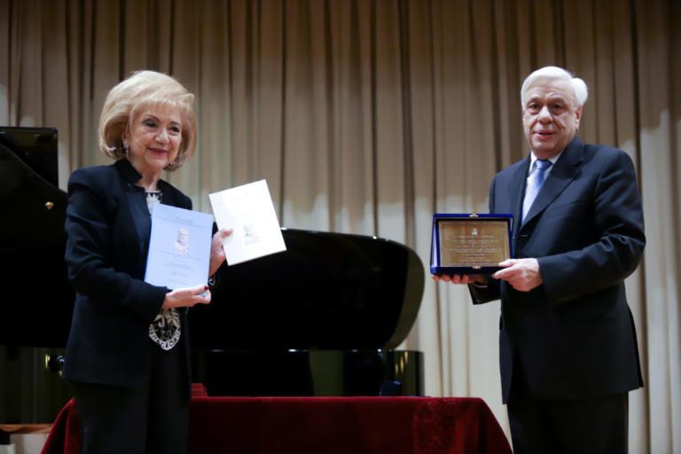 Επίτιμος πρόεδρος της Εταιρείας Ελλήνων Φιλολόγων o Προκόπης Παυλόπουλος | Newsit.gr