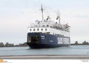 Σαμοθράκη: Αποκλεισμένοι λίγο πριν την Πρωτοχρονιά – Χωρίς πλοίο το νησί για τρίτη ημέρα!