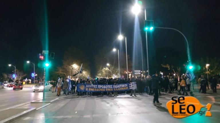 Θεσσαλονίκη: Πορεία για τη Μακεδονία και αντισυγκέντρωση αντιεξουσιαστών – Δρακόντεια τα μέτρα ασφαλείας!   Newsit.gr