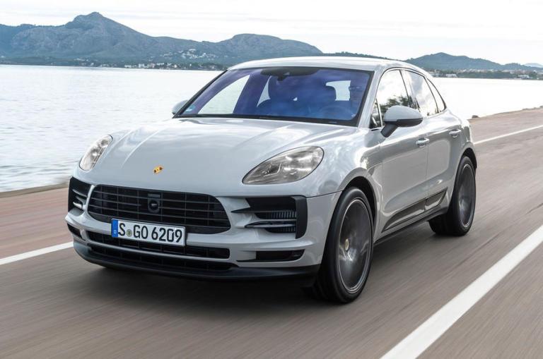 Φρεσκάρισμα και νέα έκδοση για την Porsche Macan [pics] | Newsit.gr