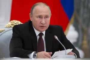 Να ελέγξει την… ραπ μουσική θέλει ο Πούτιν!