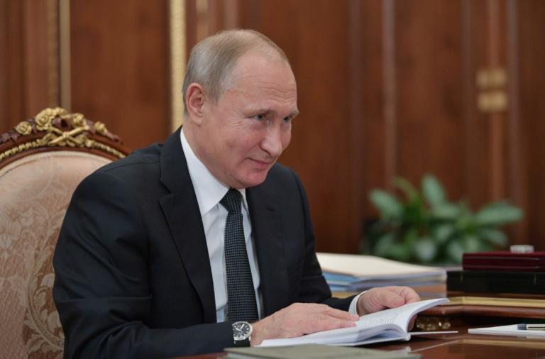 Πούτιν: Αυτά είναι τα γνωρίσματα που πρέπει να έχει κάποιος για να γίνει Πρόεδρος | Newsit.gr