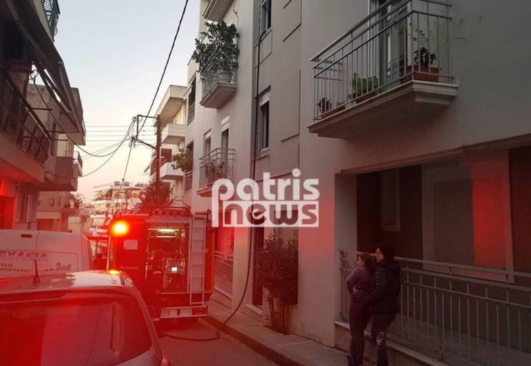 Αναστάτωση από φωτιά σε σπίτι στον Πύργο Ηλείας | Newsit.gr