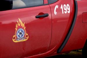 Ρόδος: Μεγάλη φωτιά σε ραδιοφωνικό σταθμό – Φθορές και στα γειτονικά καταστήματα
