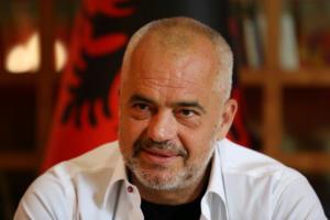 Έντι Ράμα Αλβανία Ελλάδα