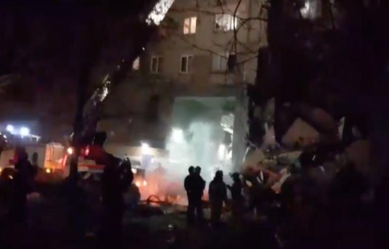 Ρωσία: Έκρηξη σε πολυκατοικία – Τουλάχιστον 3 νεκροί, 79 αγνοούμενοι – Videos | Newsit.gr
