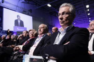 Θόδωρος Ρουσόπουλος: «Κλείδωσε» η υποψηφιότητα στον Βόρειο Τομέα της Β' Αθήνας