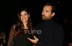 Σάκης Τανιμανίδης – Χριστίνα Μπόμπα: Βραδινή έξοδος φορώντας και οι δυο total black look! Φωτογραφίες