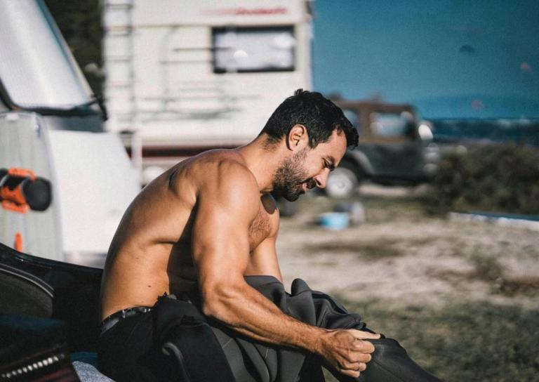 Σάκης Τανιμανίδης: Η φωτογραφία από το γυμναστήριο που «έριξε» το Instagram!