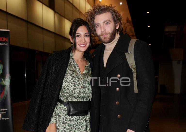 Ευγενία Σαμαρά: Στο θέατρο για να απολαύσει τον σύντροφό της, Γιάννη Ποιμενίδη, επί σκηνής! | Newsit.gr