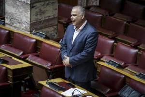 Κρίση στην Ένωση Κεντρώων – Ο βουλευτής Σαρίδης ψηφίζει τον προϋπολογισμό – Αν φύγει διαλύεται η Κ.Ο.