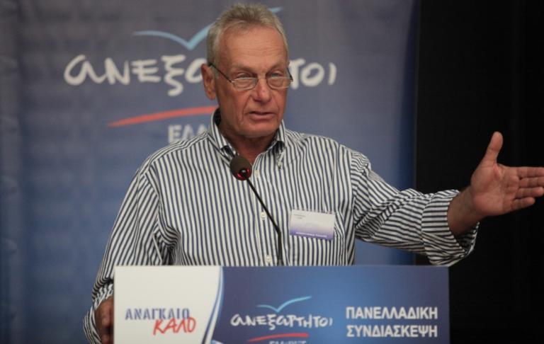 Σγουρίδης: Έθεσε την παραίτησή του στον Πάνο Καμμένο!   Newsit.gr