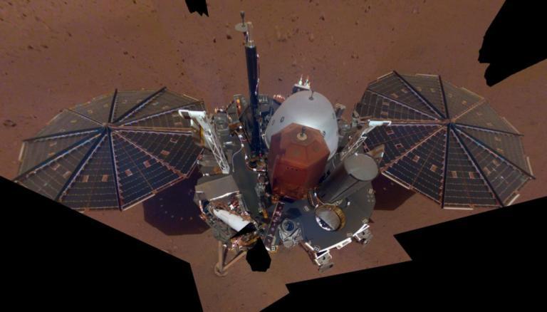 Σέλφι από τον… Άρη! Έχει κέφια η NASA