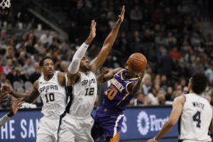 NBA: Έγραψε ιστορία ο Πόποβιτς! Συνέτριψαν τους Κλίπερς οι Ράπτορς – video