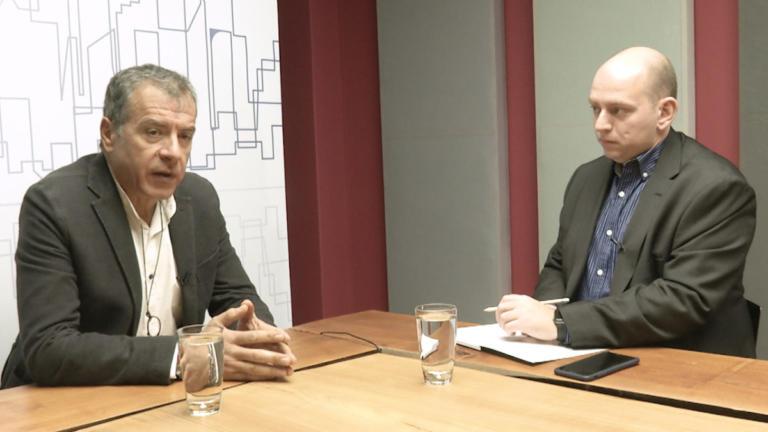 Σταύρος Θεοδωράκης για Συμφωνία των Πρεσπών στο newsit.gr – Θέλουμε λύση αλλά δεν έχουμε αποφασίσει ακόμα   Newsit.gr