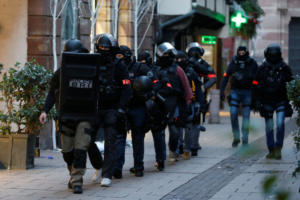 Στρασβούργο: Ο δράστης φώναζε «Αλλάχ Ακμπάρ»