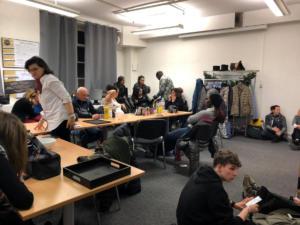 Στρασβούργο: Τρομαγμένοι πολίτες κρύφτηκαν όπου μπορούσαν [pics]
