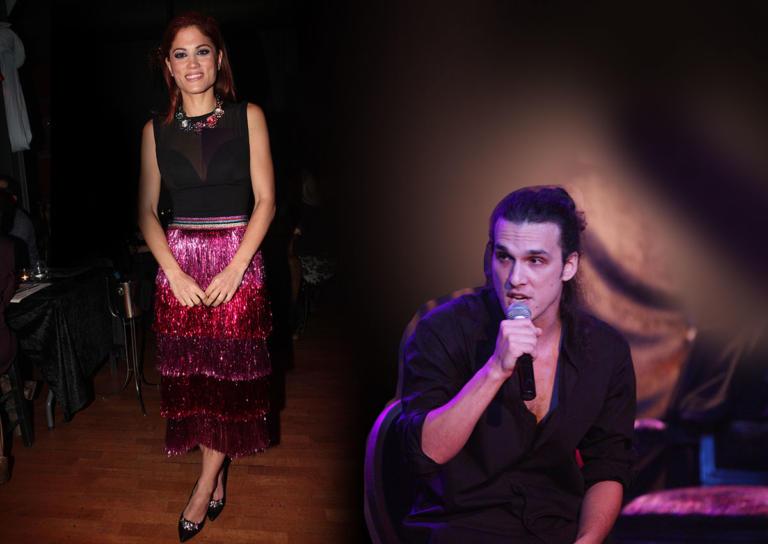 Μαίρη Συνατσάκη: Στη μουσική σκηνή με τον Αιμιλιανό Σταματάκη! [pics] | Newsit.gr