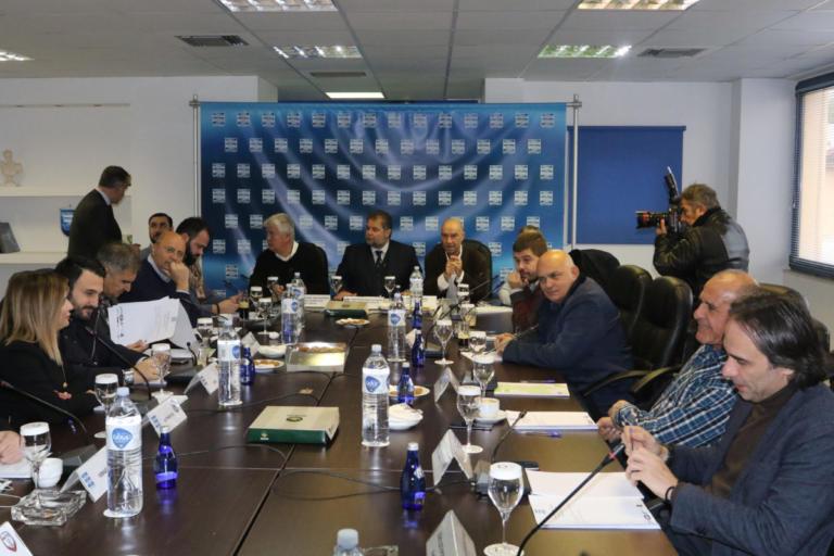 "Superleague: ""Θα ζητήσει ξένους διαιτητές αν…""   Newsit.gr"