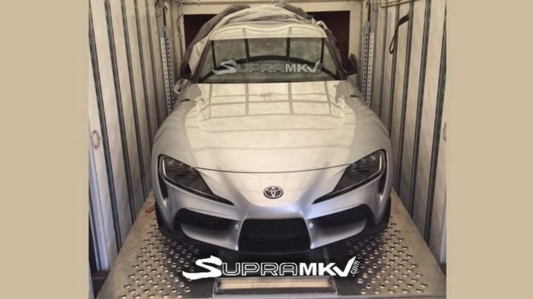 Πρώτη εικόνα της ολοκαίνουργιας Toyota Supra! | Newsit.gr