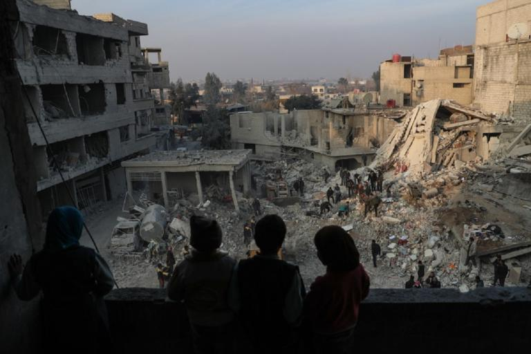 Καταγγελίες ΟΗΕ για εκτελέσεις αμάχων από το Ισλαμικό κράτος στην ανατολική Συρία