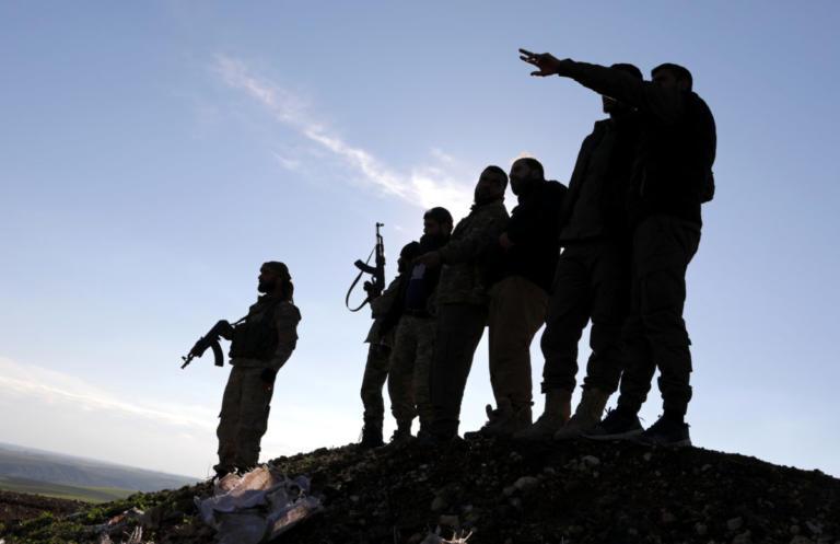 Συρία: Με τον φόβο ζουν οι κάτοικοι μετά την αποχώρηση του στρατού των ΗΠΑ | Newsit.gr