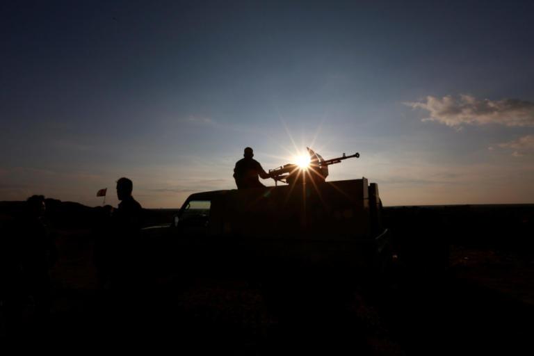 Συρία: Οι Κούρδοι θα συνεχίζουν τον αγώνα κατά του Ισλαμικού Κράτους | Newsit.gr