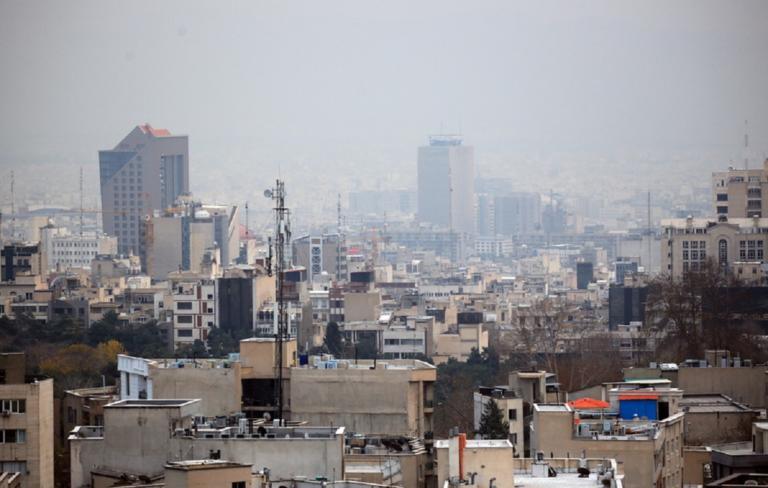 """""""Βουλιάζει"""" η Τεχεράνη! Βυθίζεται ως 25 εκατοστά κάθε χρόνο!   Newsit.gr"""