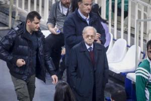 """Παναθηναϊκός: Έξαλλος ο Θανάσης Γιαννακόπουλος! """"Γκάζια"""" στον πάγκο"""