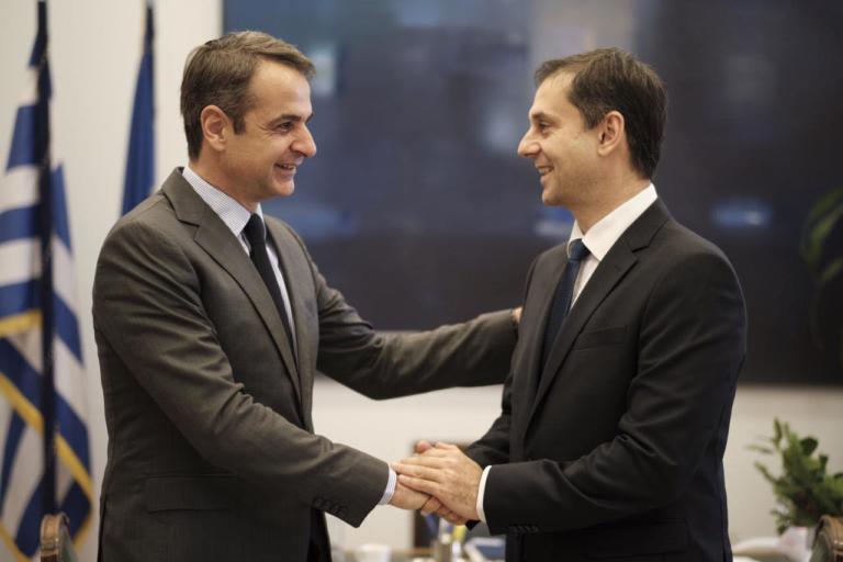 Στη ΝΔ και επίσημα ο Χάρης Θεοχάρης – Η συνάντηση με Μητσοτάκη   Newsit.gr