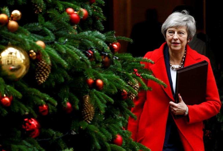 "Brexit: ""Take it or leave it"", επιμένει η Μέι για τη συμφωνία | Newsit.gr"