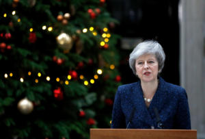 "Brexit: Πολύ σκληρή για να ""πεθάνει"" δηλώνει η Τερέζα Μέι"