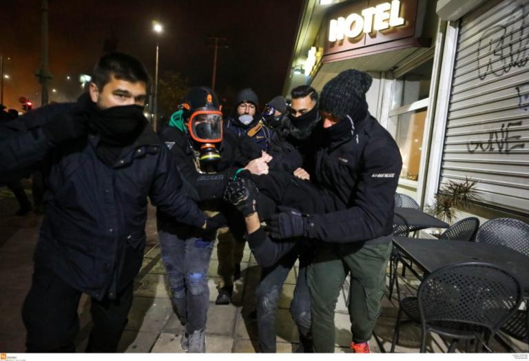 Θεσσαλονίκη: Στον εισαγγελέα 11 από τους 15 συλληφθέντες για τα χτεσινά επεισόδια | Newsit.gr
