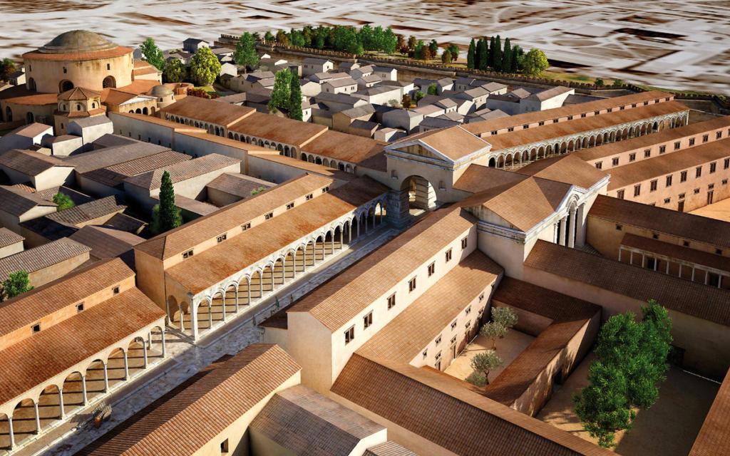 Έτσι ήταν η Θεσσαλονίκη στην αρχαιότητα – Οι εικόνες που μαγνητίζουν....(βίντεο)
