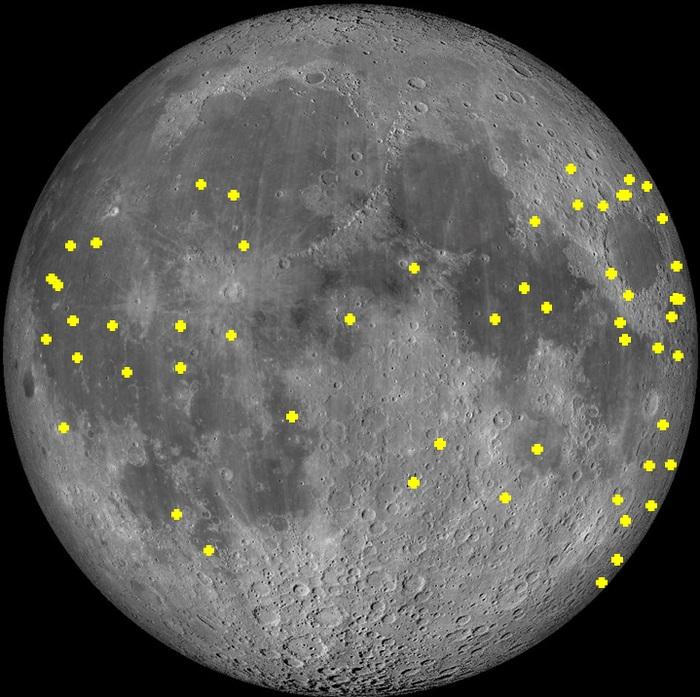 Το τηλεσκόπιο του Αστεροσκοπείου έχει «δει» 55 λάμψεις από πρόσκρουση μετεωροειδών στο φεγγάρι! | Newsit.gr