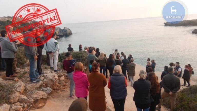 Δολοφονία Ελένης Τοπαλούδη: Εικόνες που συγκλονίζουν στον τόπο που βρέθηκε το πτώμα της [pics] | Newsit.gr