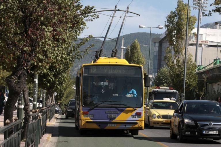 Στάση εργασίας στα τρόλεϊ | Newsit.gr