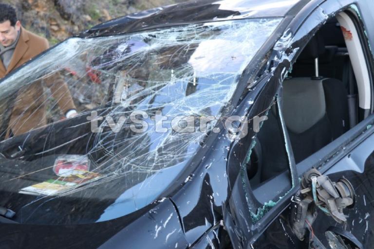 Φθιώτιδα: Τροχαίο για 3 εφοριακούς – Πέρασε στο αντίθετο ρεύμα και τούμπαρε το αυτοκίνητό τους [pics]   Newsit.gr