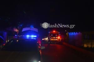 Χανιά: Αυτοκίνητο παρέσυρε πεζή σε γειτονιά που δεν έχει πεζοδρόμια – Στο νοσοκομείο η 70χρονη [pics]
