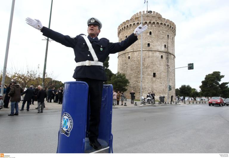 Εικόνες από το παρελθόν με τον ρυθμιστή τροχονόμο στο κέντρο της Θεσσαλονίκης [pics] | Newsit.gr