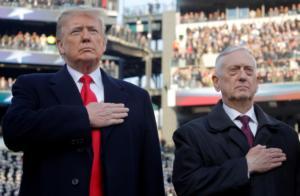Νέα «επίθεση» Τραμπ κατά του Μάτις – «Δεν θεωρεί πρόβλημα το να μας εκμεταλλεύονται οι σύμμαχοι»