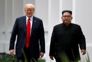 «Μήνυμα συμφιλίωσης» έστειλε ο Κιμ Γιονγκ Ουν στον Ντόναλντ Τραμπ