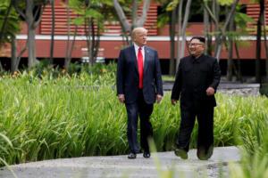 Νέα συνάντηση Ντόναλντ Τραμπ – Κιμ Γιονγκ Ουν στις αρχές του 2019