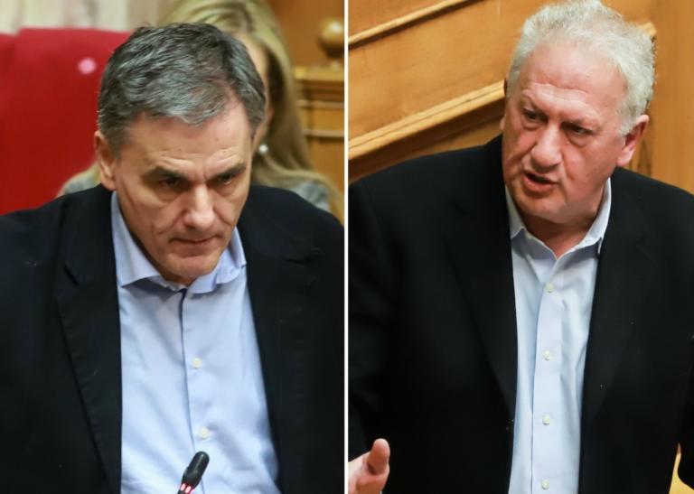 Τσακαλώτος: Δεν μιλήσαμε εμείς για προδότες – Σκανδαλίδης: Λέγατε για γερμανοτσολιάδες | Newsit.gr