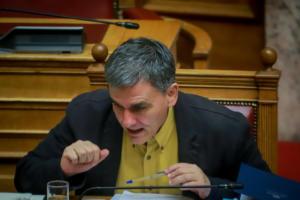 Τσακαλώτος: Τι ποσό θα διέθετε η ΝΔ για τον κοινωνικό προϋπολογισμό;