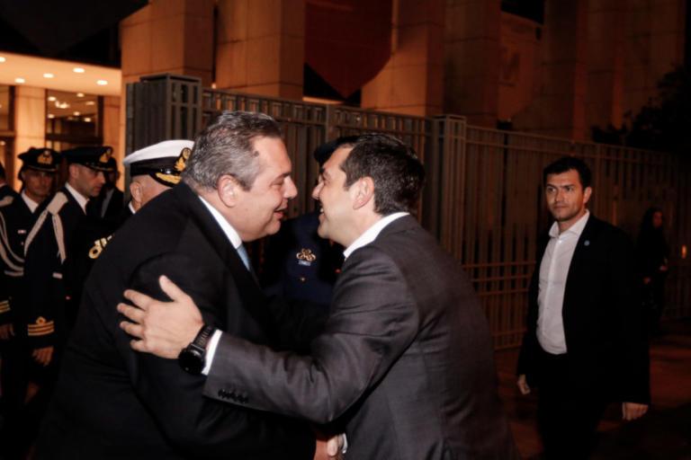 Καμμένος – Τσίπρας: Μαζί μέχρι τέλους | Newsit.gr
