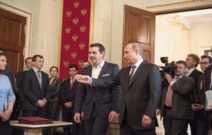 Τέλος στην ένταση των ελληνορωσικών σχέσεων προσδοκά το Κρεμλίνο με την επίσκεψη Τσίπρα