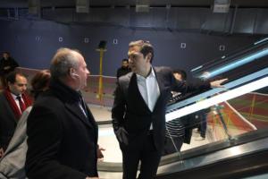 Μετρό Θεσσαλονίκης: Ο Τσίπρας, τα εγκαίνια και τα παραλειπόμενα – Τα στιγμιότυπα που συζητήθηκαν – video