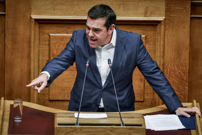 Νέο σενάριο για τριπλές εκλογές τον Μάιο | Newsit.gr
