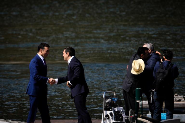 Περιφερειάρχης Κ. Μακεδονίας: Μονόδρομος πλέον η ακύρωση της συμφωνίας των Πρεσπών | Newsit.gr
